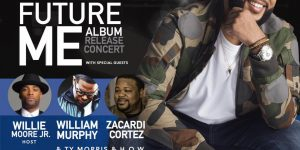 "James Fortune ""Dear Future Me"" Album Release Dream Center Atlanta"